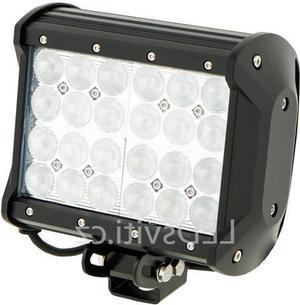 LED pracovné svetlo 72W BAR 10 30V