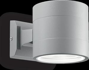 Ideal lux LED Snif big grigio nástenné svietidlo 4,5W 61474