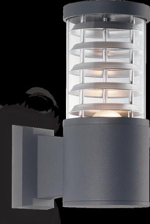 Ideal lux LED Tronco antracite nástenné svietidlo 5W 27005