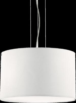 Ideal lux LED Wheel závesné svietidlo 3x5W 9681