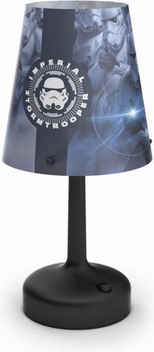 Philips LED Disney prenosná lampa stolná Star Wars Stormtroopers 71796/30/16
