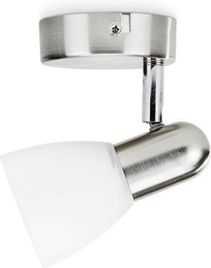 Philips LED Burlap svietidlo bodové nikl 5W 50230/17/E7