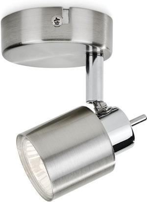 Philips LED Meranti svietidlo bodové nikl 5W 50310/17/E7