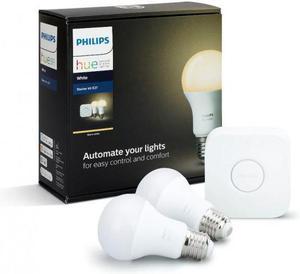 Philips LED startovací sada e27 a60 + můstek 8718696449554