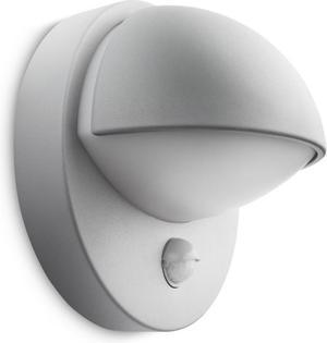Philips LED June vonkajšie svietidlo šedá senzor 5W 16246/87/16