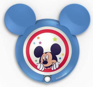 Philips LED Disney svietidlo nočné so senzorom Mickey Mouse 71766/30/16