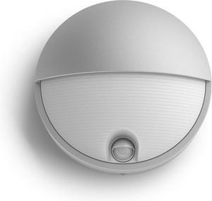 Philips LED Capricorn IR svietidlo vonkajšie nástenné so senzorom 6W 16456/87/16
