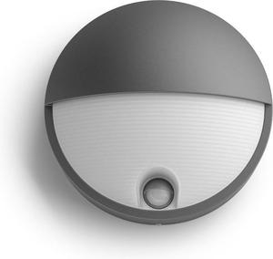 Philips LED Capricorn IR svietidlo vonkajšie nástenné so senzorom 6W 16456/93/16