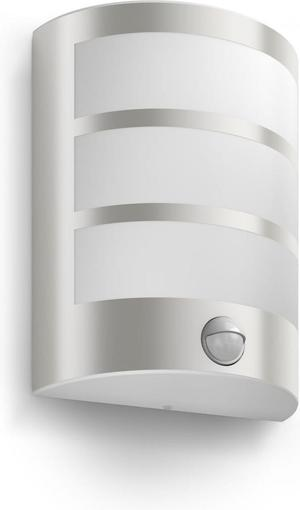 Philips LED Python svietidlo vonkajšie nástenné so senzorom 6W 17324/47/16