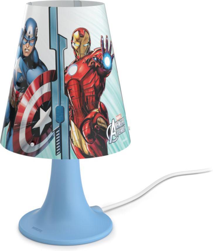 Philips LED Avengers lampa stolná 2,3W selv 71795/36/16