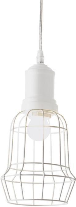 Ideal lux LED Cage square závesné svietidlo 5W 114910