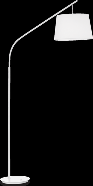 Ideal lux LED Daddy bianco lampa stolná 5W 110356