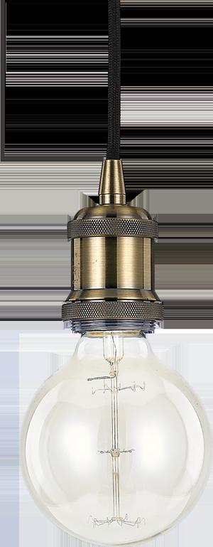 Ideal lux LED Frida Brunito závesné svietidlo 5W 123851