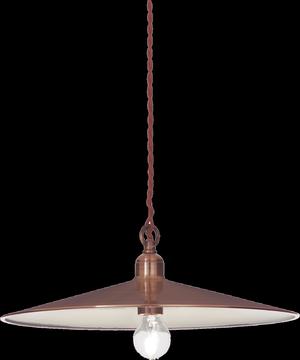 Ideal lux LED Cantina big rame závesné svietidlo 5W 112732
