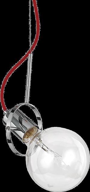 Ideal lux LED Radio Cromo závesné svietidlo 5W 113333