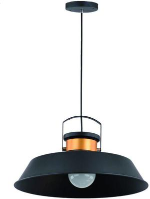 Kukka LEDKO LED svietidlo závesné čierna/kov 5W L/00233