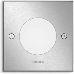 Philips LED Crust svietidlo zápustné vonkajšie 3W 17356/47/P0