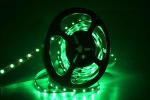 LED pásik 4,8W/m bez krytia zelená