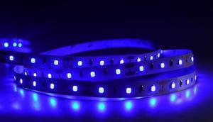 LED pásik 4,8W/m bez krytia modrá