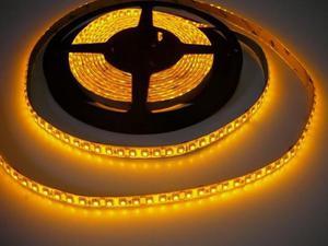 LED pásik vnútorný 4,8W/m žltá 12V