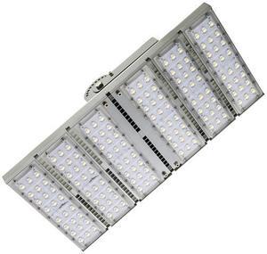 LED halové osvetlenie 240W teplá biela