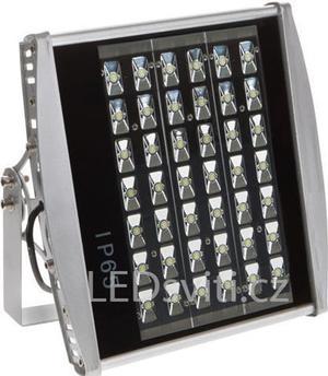 LED priemyselné osvetlenie 42W teplá biela