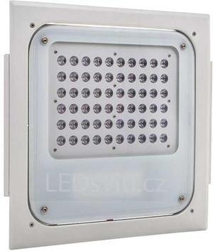 LED svietidlo pre čerpacie stanice 80W neutrálna biela IP67 TYP B