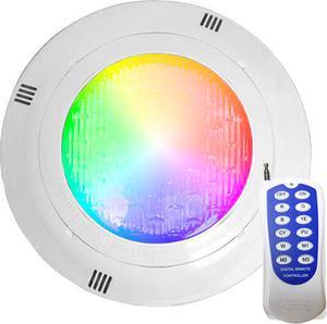 LED bazénové svetlo RGB PAR56 12W 24V s ovládačom