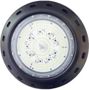 LED priemyselné svietidlo 100W UFO studená biela