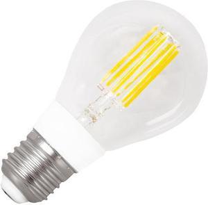 LED žiarovka E27 retro 6W 230V teplá biela