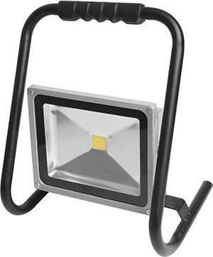 LED reflektor 30W so stojanom neutrálna biela