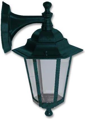 Patinová LED retro lampa nástenná 8W teplá biela Z6102 PAT