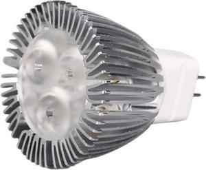 LED žiarovka MR11 1,5W 60 ° studená biela