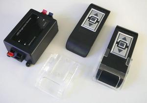 LED ovládač stmievač RF10 2x ovládač