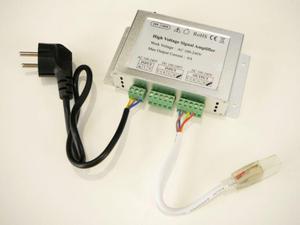 Zosilňovač pre RGB 230V