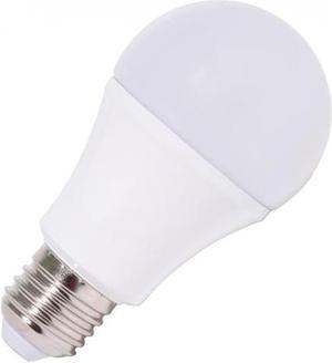 LED žiarovka E27 10W SMD biela