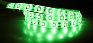 LED pásik zaliaty 4,8W/m zelená 12V