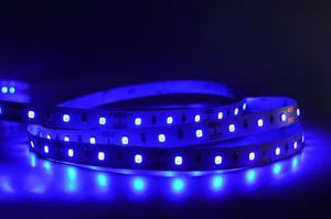 LED pásik zaliaty 4,8W/m modrá 12V