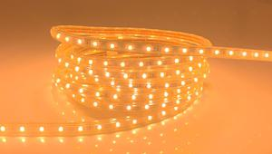 LED pásik 230V3 230V teplá biela 230V