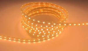 LED pásik 230V3 120LED 3528 7W 230V teplá biela 230V