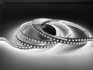 LED pásik CRI 300 vnútorné studená biela 12V