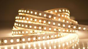 LED pásik 24V 600 20W vnútorná teplá biela 24V
