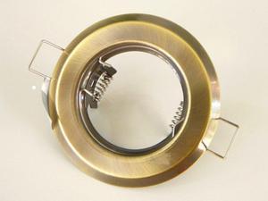 Podhľadový rámček R50-BR /m matná mosadz