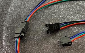 RGB spojovacia sada s konektorom