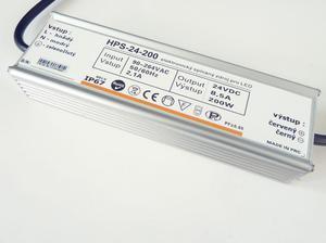 LED zdroj 24V 200W HPS-24-200 Záruka 5 rokov