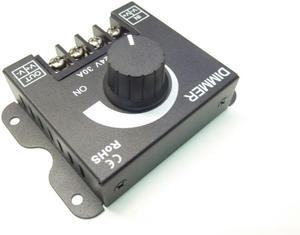 LED ovládač stmievač M6 30A