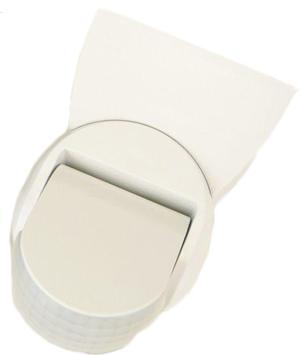 Pohybové čidlo IS15-IP65 farba biela