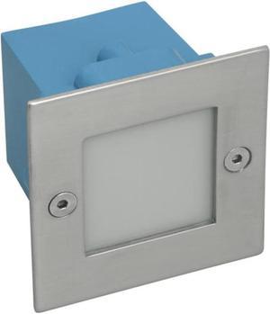 LED vstavané svietidlo TAXI SMD L C /m štvorec neutrálna biela
