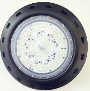 LED priemyselné svietidlo UFO200W studená biela