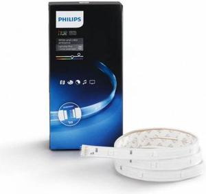Philips HUE Lightstrips plus LED RGB PÁSIK 11W 800lm 1m 230V 71902/55/PH